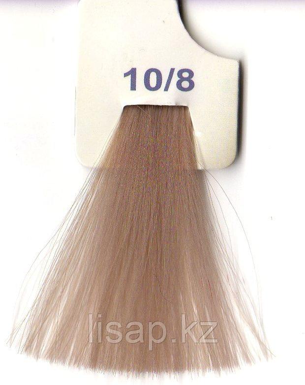 10/8 Краска для волос LK  марки LISAP