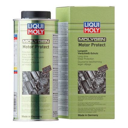 Антифрикционная присадка для долговременной защиты двигателя Molygen Motor Protect, LIQUI MOLY