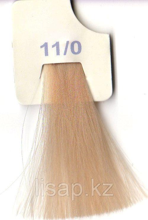 11/0 Краска для волос LK  марки LISAP