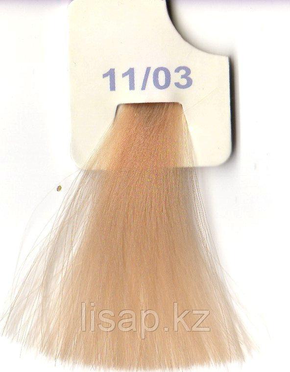 11/03 Краска для волос LK  марки LISAP