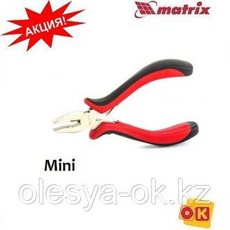 Плоскогубцы Mini, 130 мм. MATRIX, фото 2