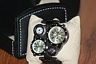 Мужские часы с двумя циферблатами CCL, фото 4