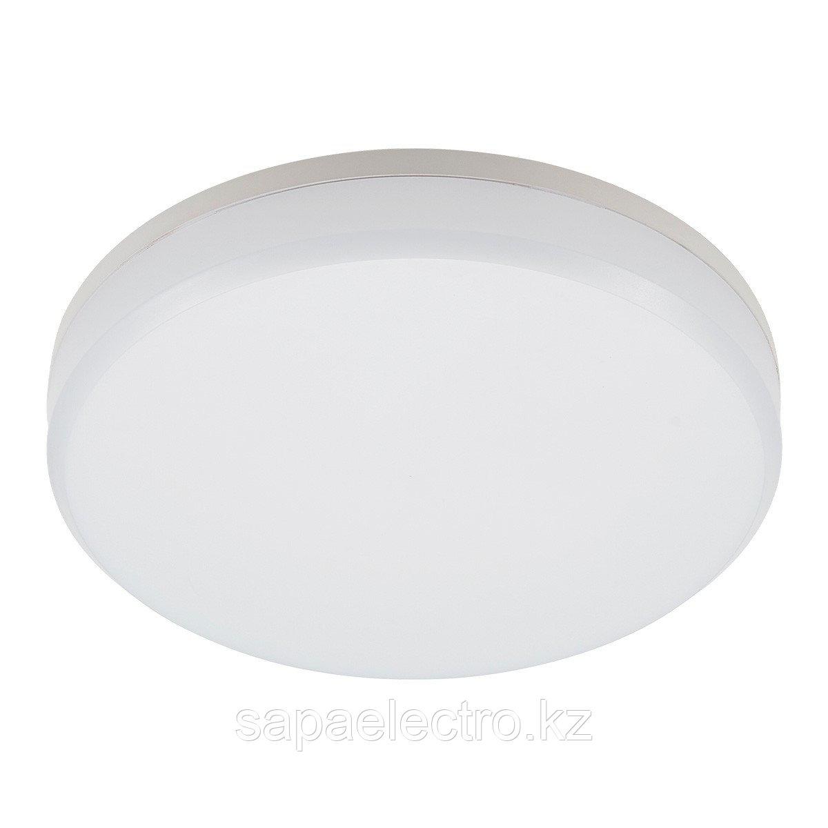 Свет-к LED NIKA ROUND 15W 5500K IP44  (TS )24шт