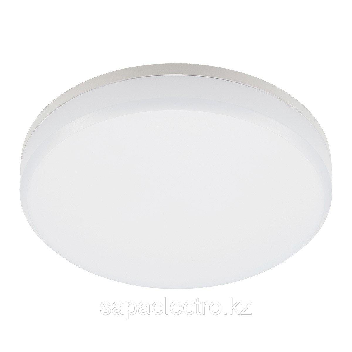 Свет-к LED NIKA ROUND 25W 5500K IP44 (TS) 12шт