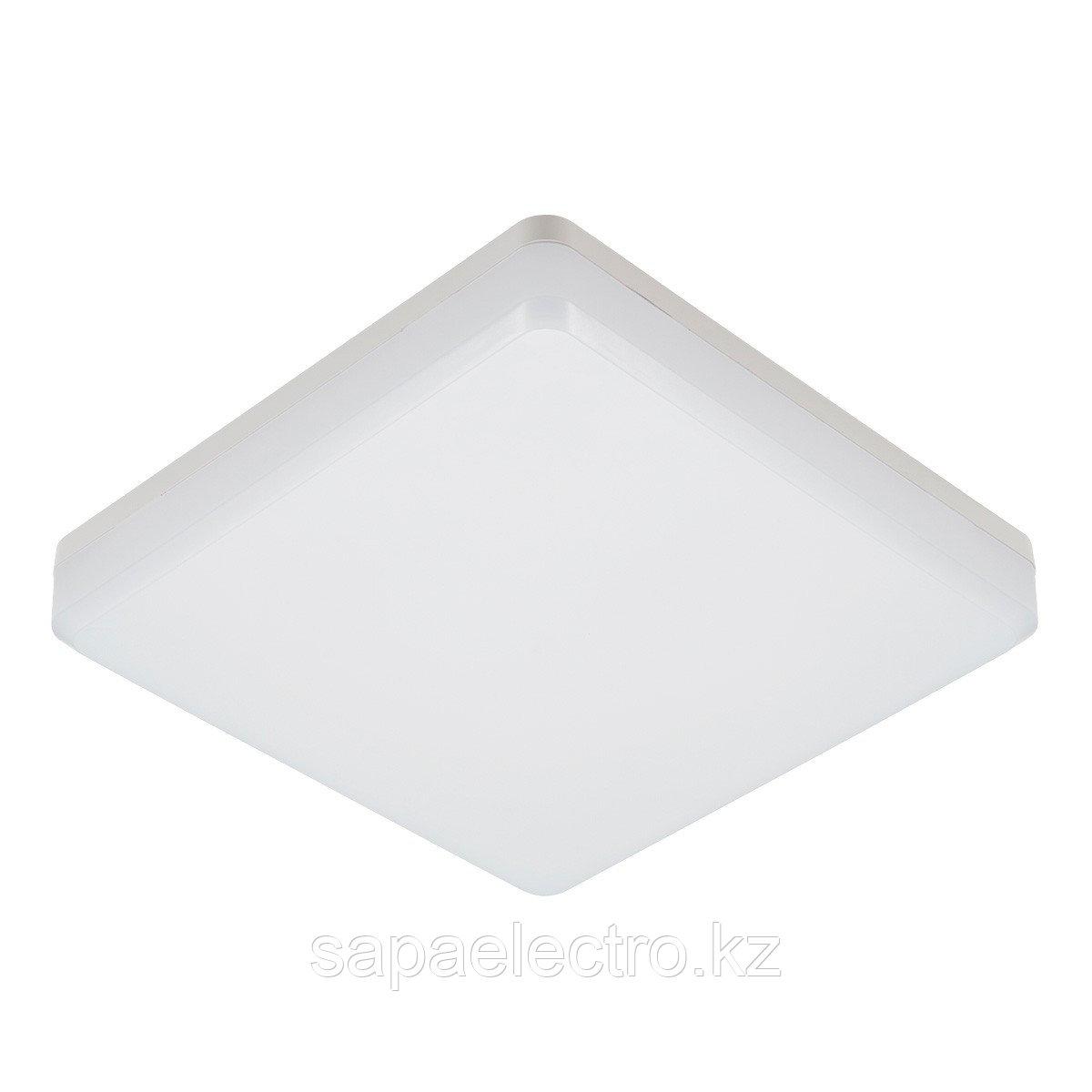 Свет-к LED NIKA SQUARE 15W 5500K IP44 (TS) 24шт