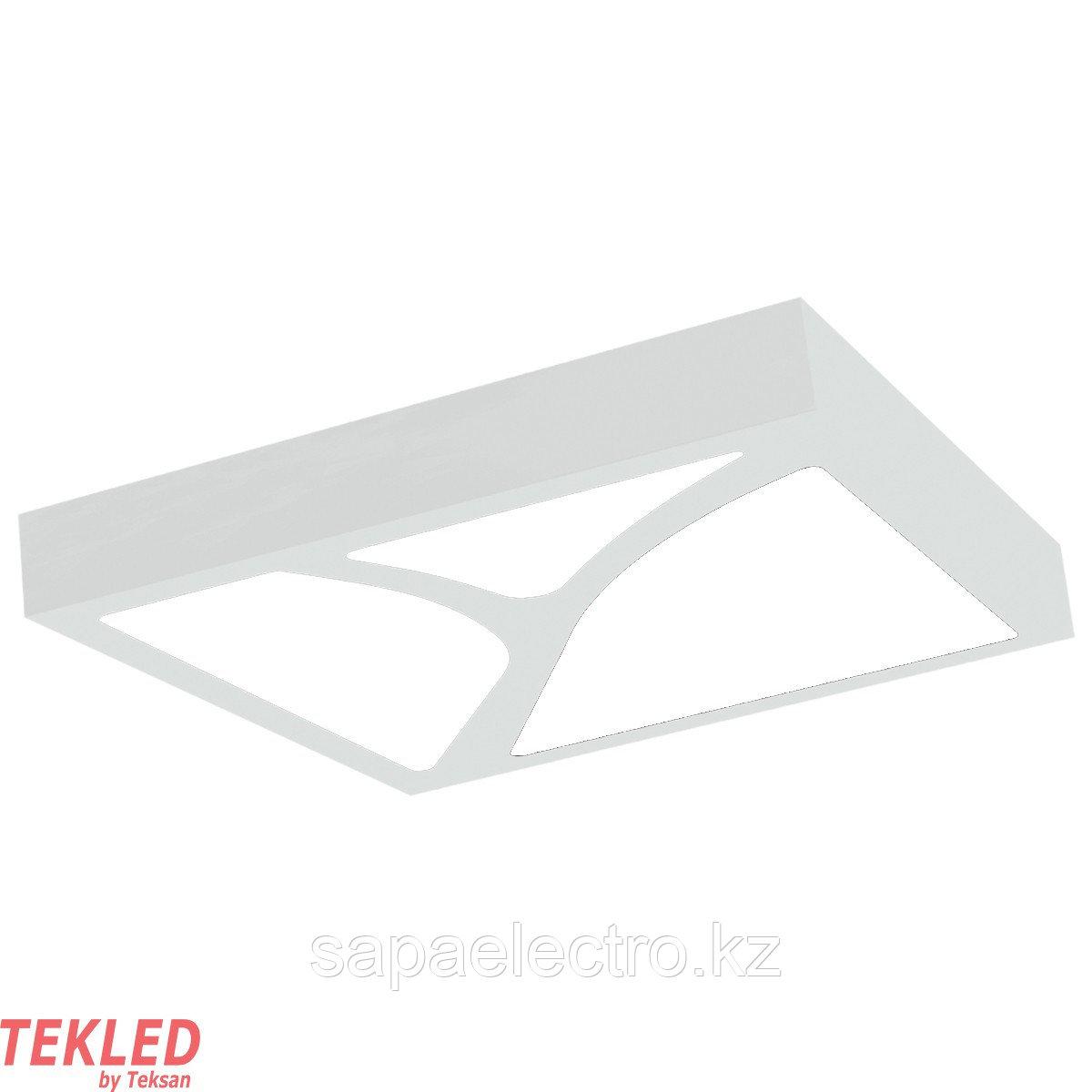 Св-к  OPALLED MARBLE 48W WH S/U  600x600 5700K  MGL