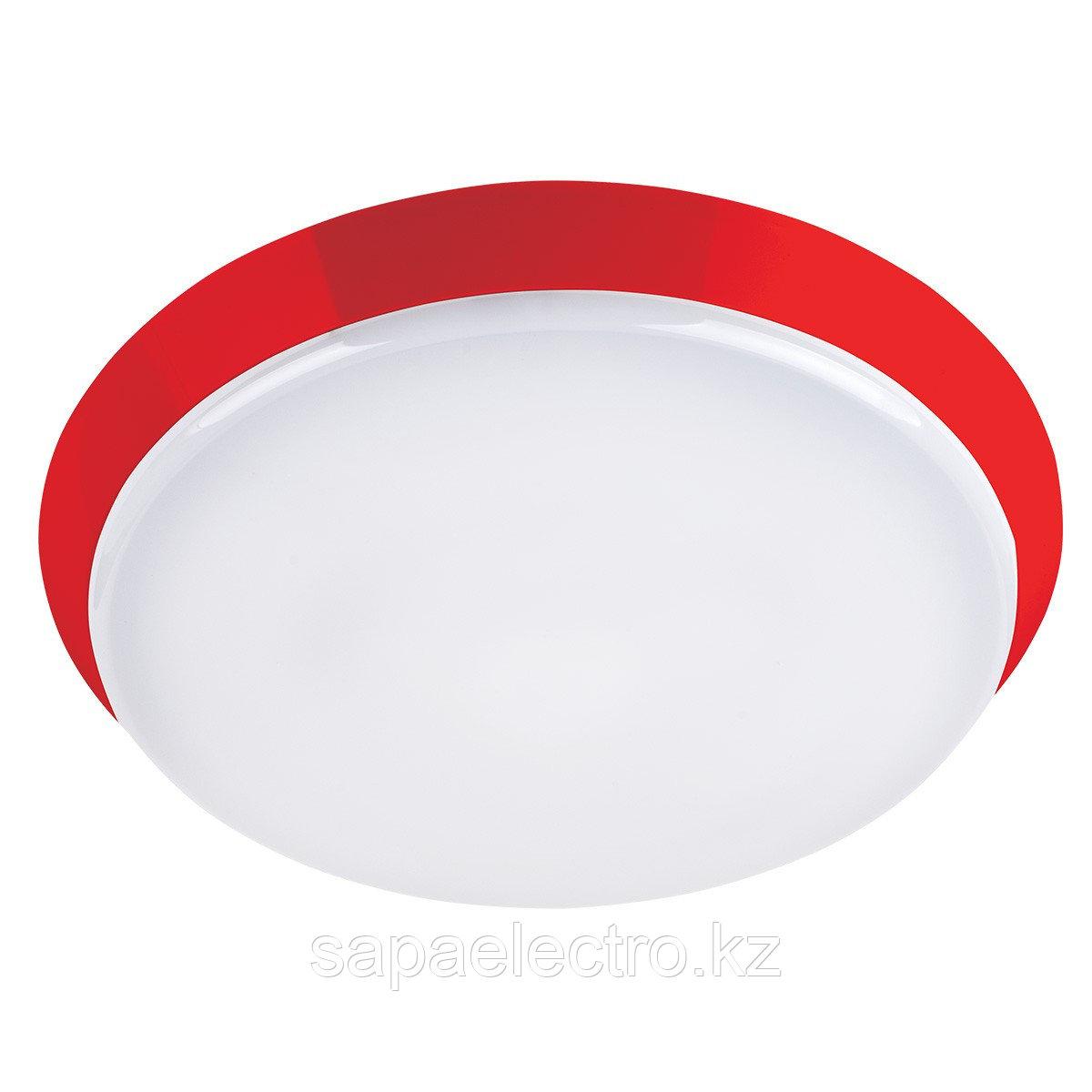 Св-к UFO STANDART Красный LED 18W 6000K  MGL(3/54шт
