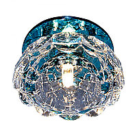 Спот LN 0238 LIGHT BLUE G9 220V (TEKSAN)30шт