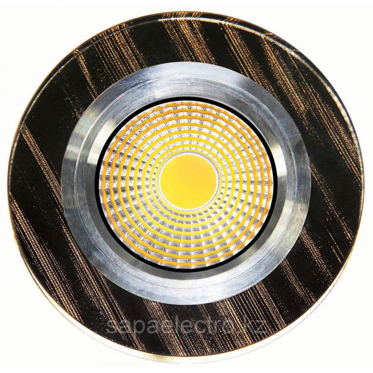 Спот LED QX6-J271 ROUND 3W 5000K (TS) 60шт