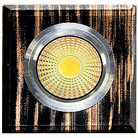 Спот LED QX6-J271 SQUARE 3W 5000K (TS) 60шт