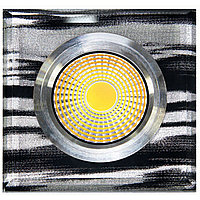 Спот LED QX4-451 SQUARE 3W 5000K (TS) 60шт