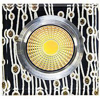 Спот LED QX4-500 SQUARE 3W 5000K (TS) 60шт