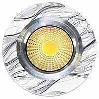 Спот LED QX8-427 ROUND 3W 5000K (TS) 60шт