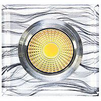 Спот LED QX8-427 SQUARE 3W 5000K (TS)60шт