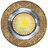 Спот LED QX4-470 ROUND 3W 5000K (TS) 60шт