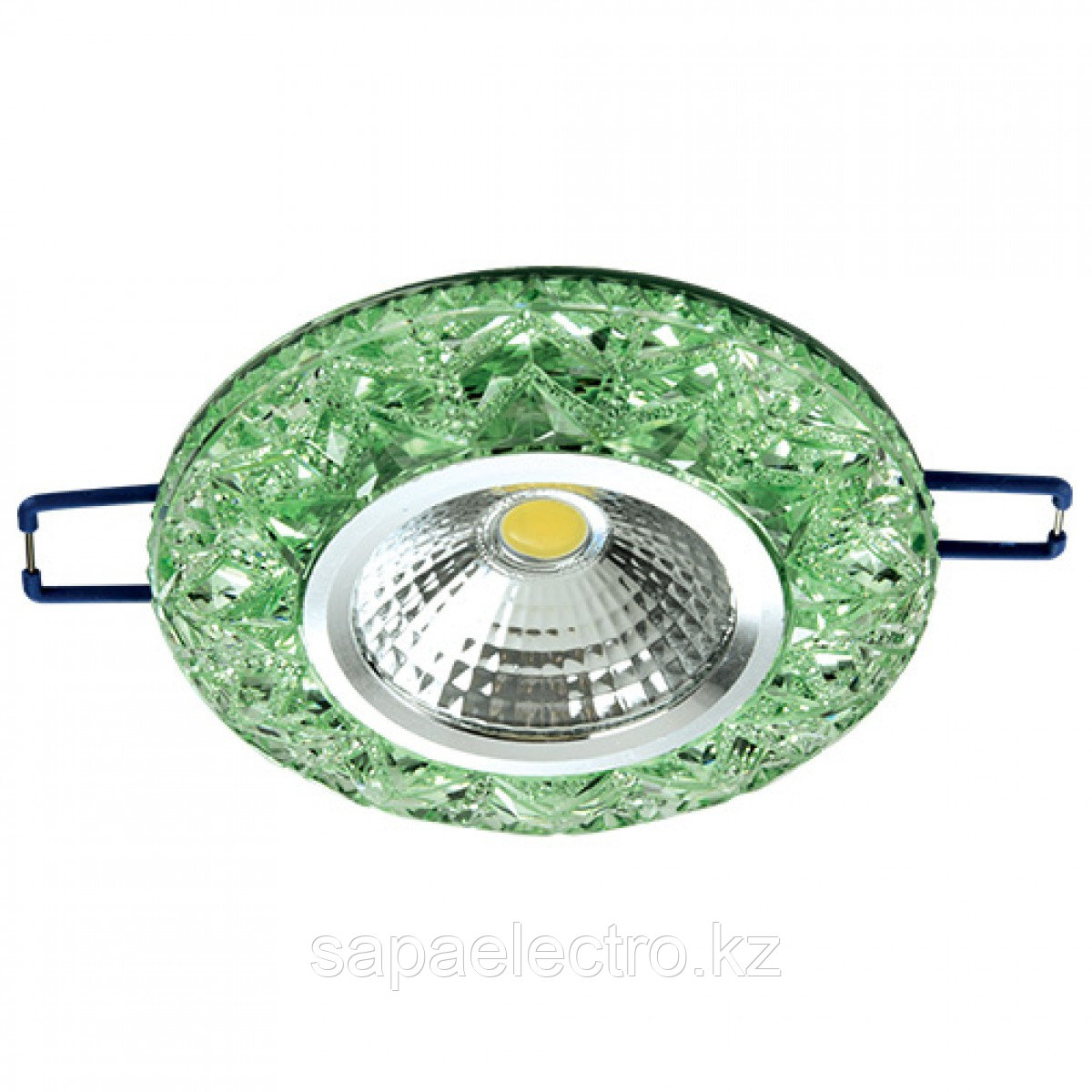 Спот LED XN-0215 3W GREEN 5000K (TS) 60шт