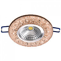 Спот LED XN-0219 3W PINK 5000K (TS) 60шт