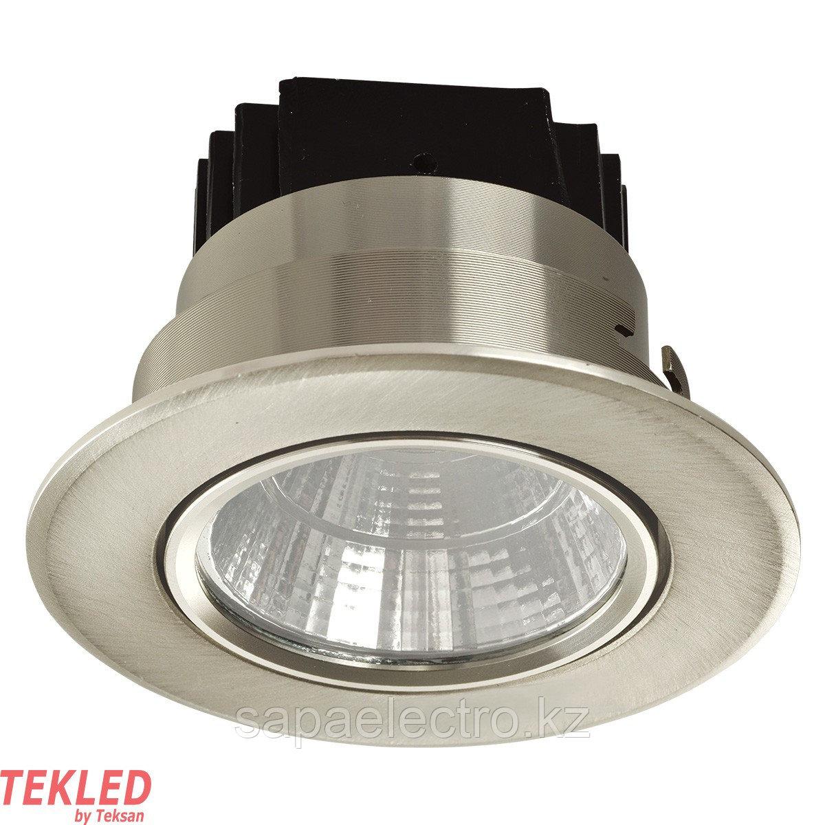 Спот LED COB 02 5W 5700K CHROME (TS) 100шт