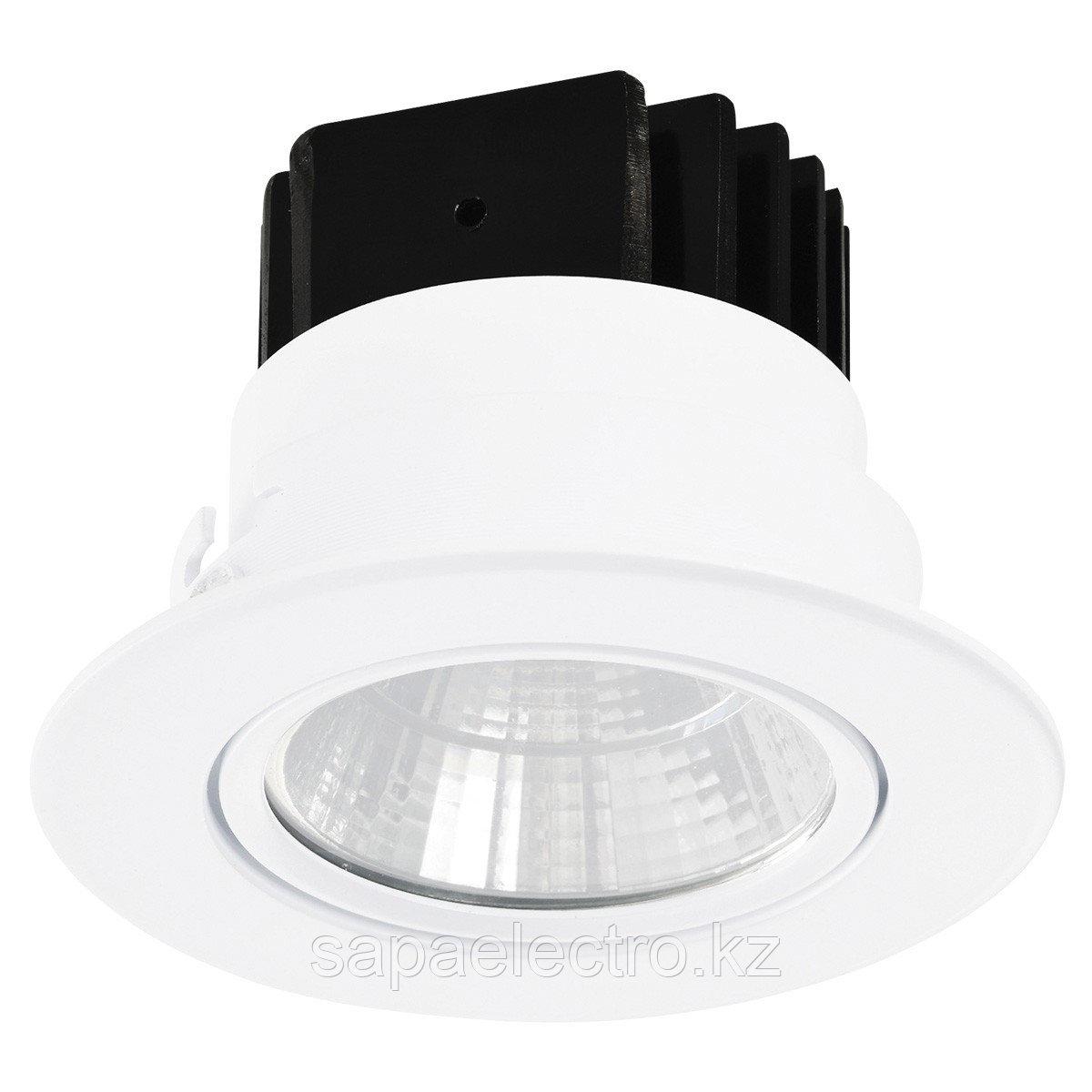 Спот LED COB 5W 5000K WHITE (TS) 100шт