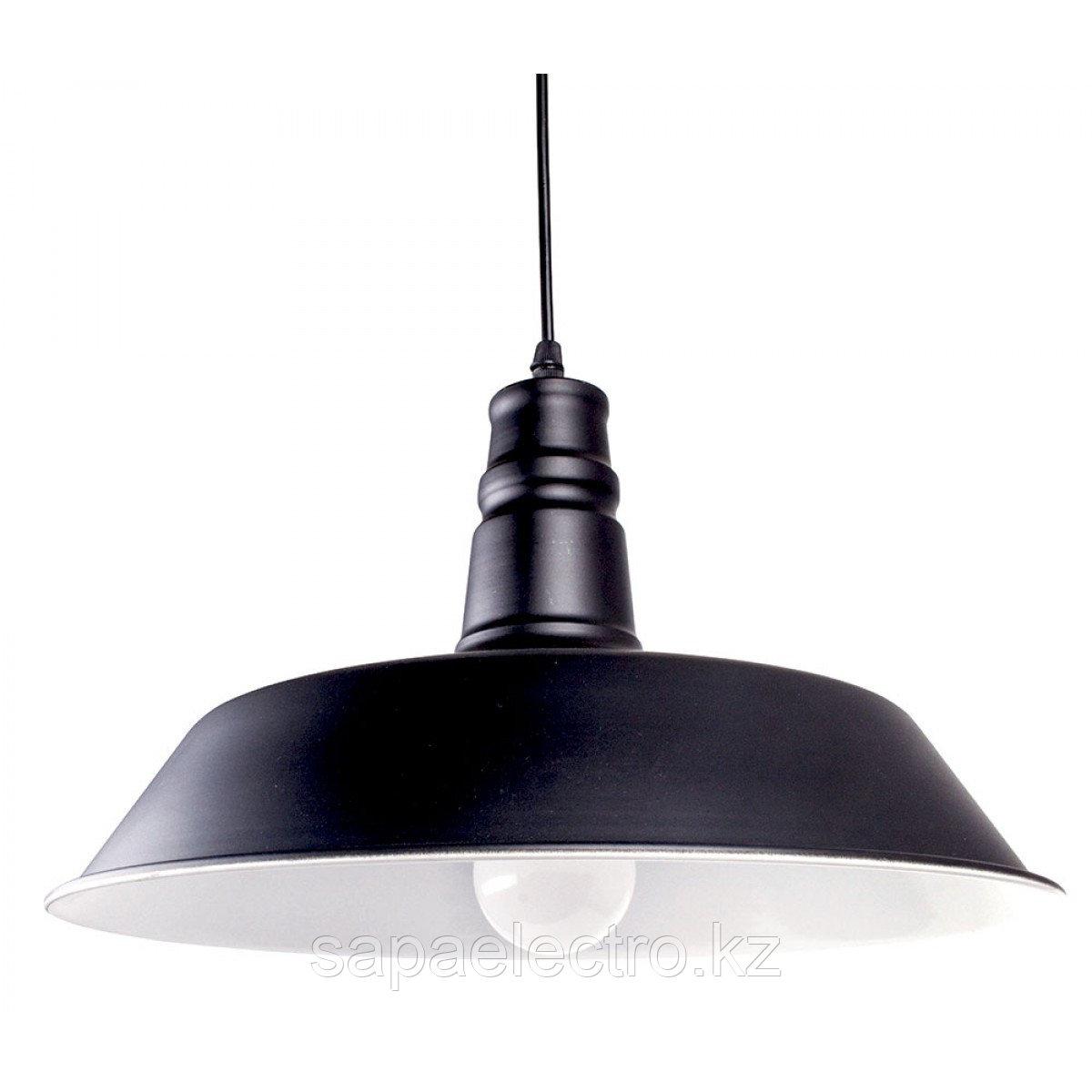 Свет-к  6015  E27 40W BLACK TEKSAN (6шт)