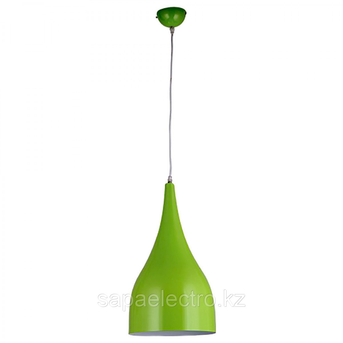 Свет-к MD97549/1 GREEN E27 100W (TEKSAN) 2шт