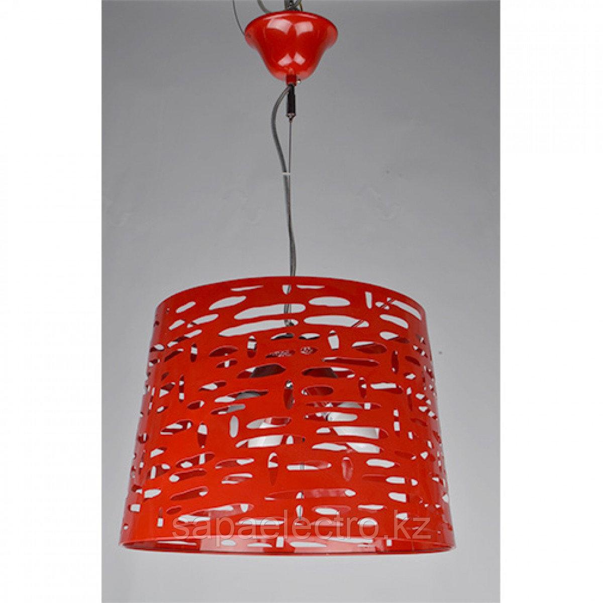 Свет-к T259/3L 3XE27 60W RED (ASYA AVIZE) 1шт