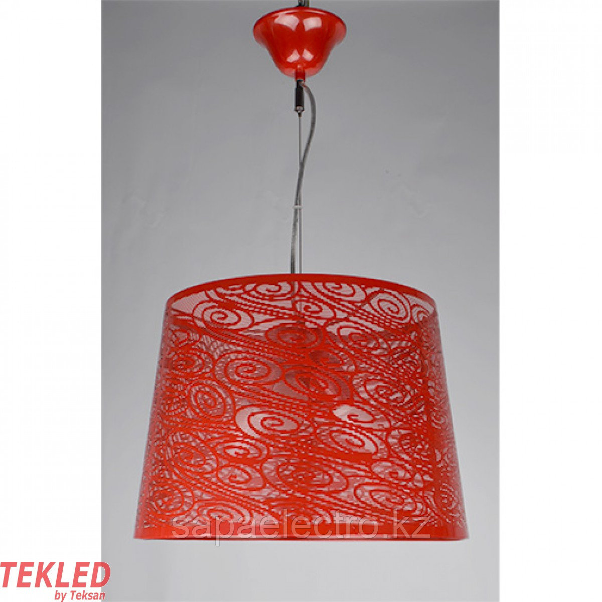 Свет-к T282/3L 3XE27 60W RED (ASYA AVIZE) 1шт