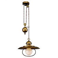 Свет-к H8854-1D E14 40W GOLD потол. AS-AV (1шт)