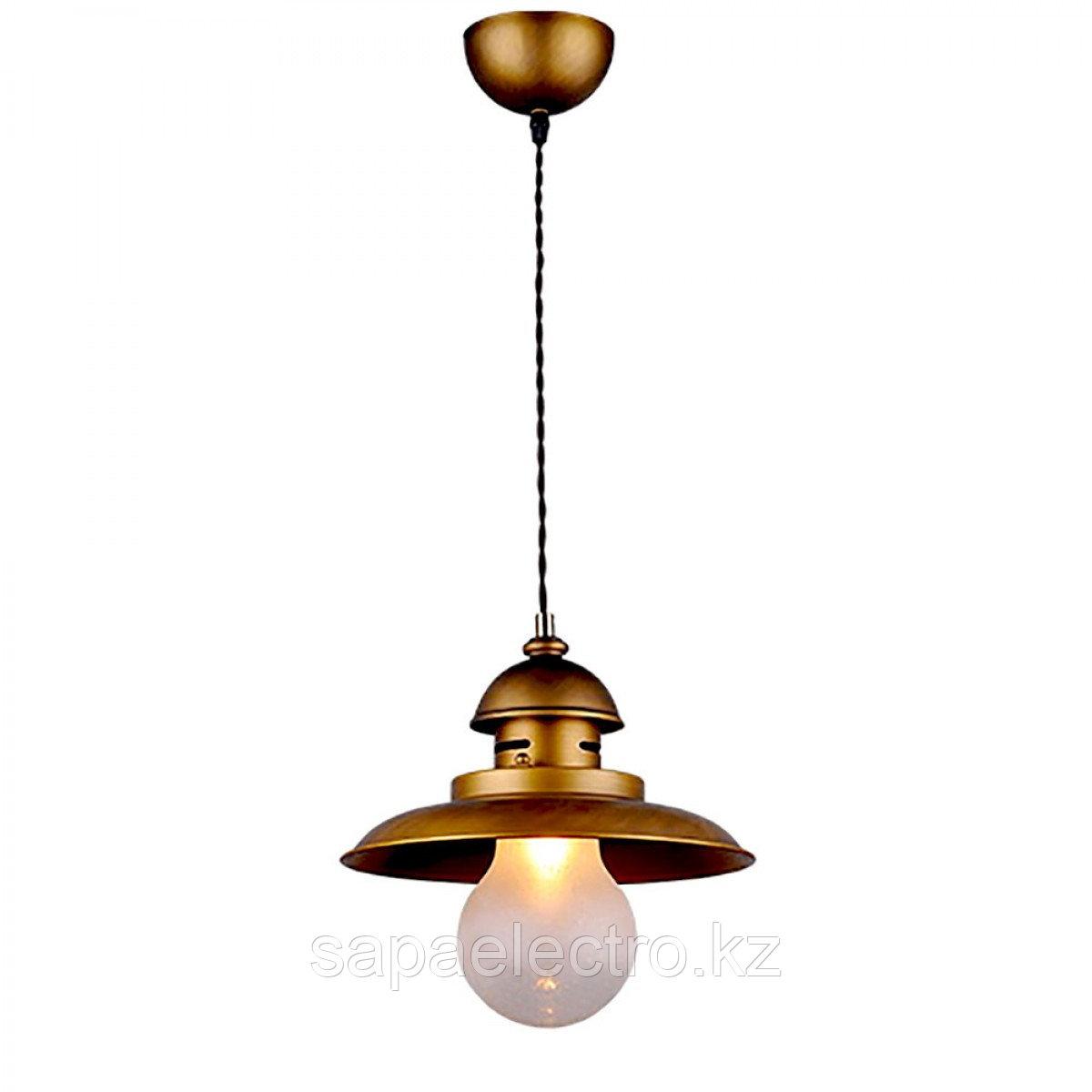 Свет-к H8854-1B E14 40W GOLD потол. ASYA-AV (1шт)