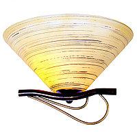 Бра W3301-1 E14 BLACK BRUSH/GOLD ASYA-AVIZE(1шт)