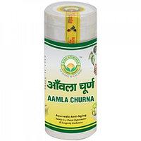 Aamla churna, Натуральный порошок, 100 гр