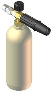 Пенонасадка для нанесения автошампуня (Пеногенератор)