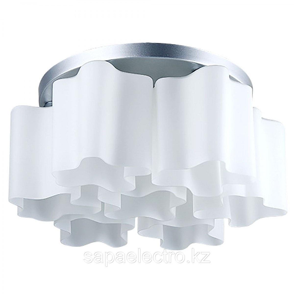 Люстра SL028-7 E27 40W MATT WHITE (ASYA AVIZE)1шт