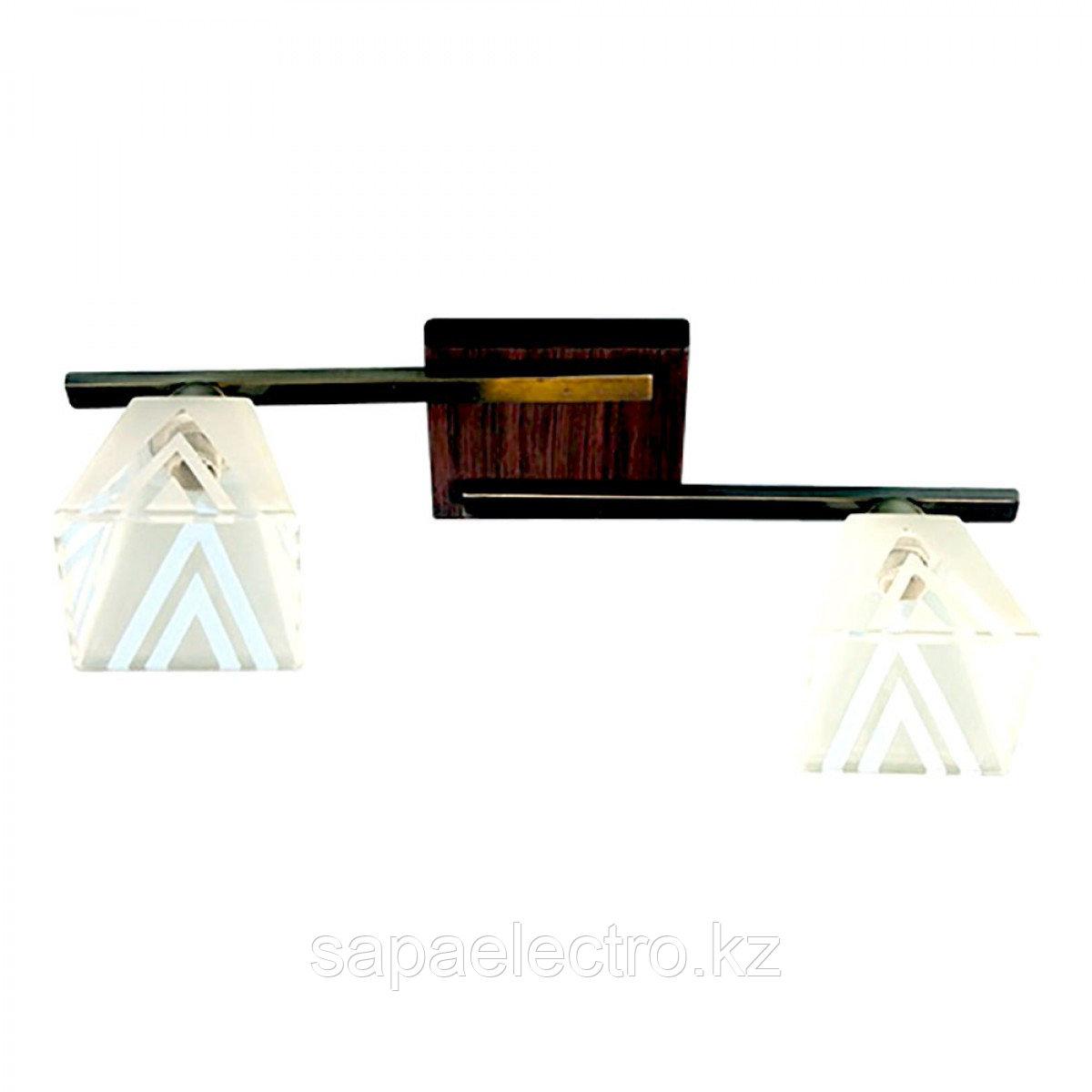 Люстра MX10505/2 E14 AB BROWN WOOD (ASYA-AVIZE)1шт