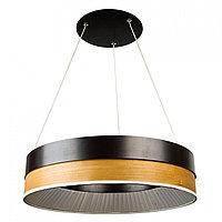 Свет-к  LED H0119SB 43W 2700K BLACK(ASYA-AVIZE)1шт