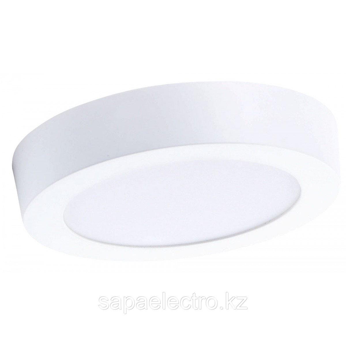 Свет-к ROUND PJMYMB005 12W LED 6000K (TEKSAN) 20шт