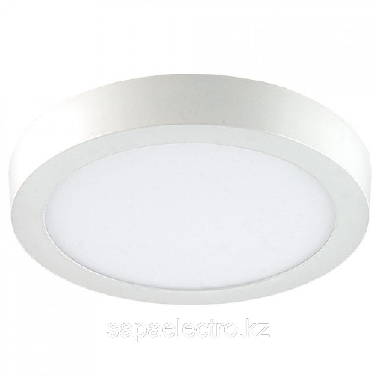 Свет-к ROUND PJMYMB005 18W LED 6000K (TEKSAN) 32шт