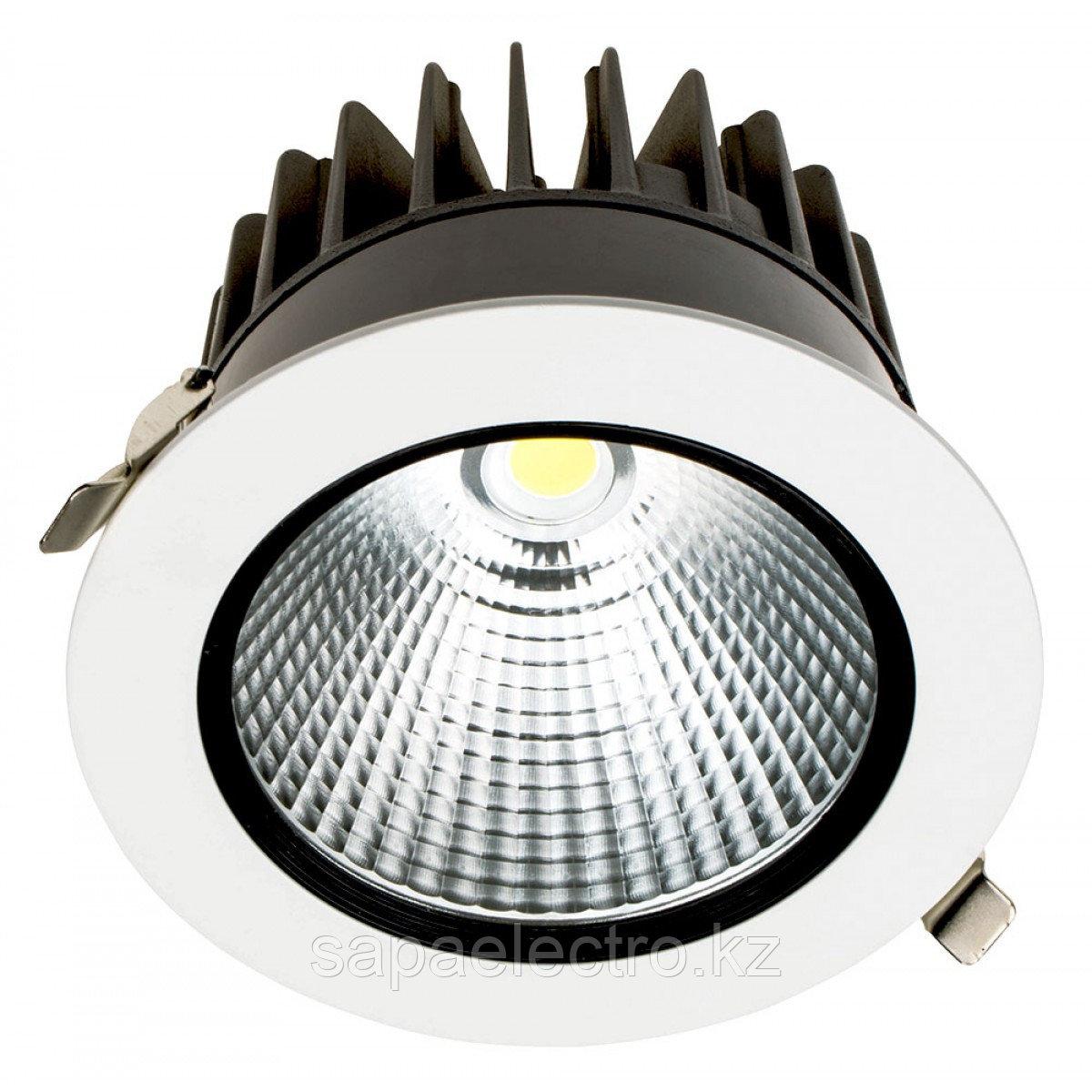 Свет-к DOWNLIGHT LED P1 30W WH 5700K (TEKSAN) 18шт