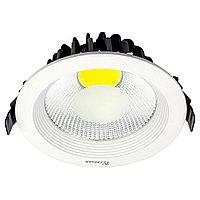 Свет-к DOWNLIGHT LED TD4101 12W 5000K (TEKSAN)50шт