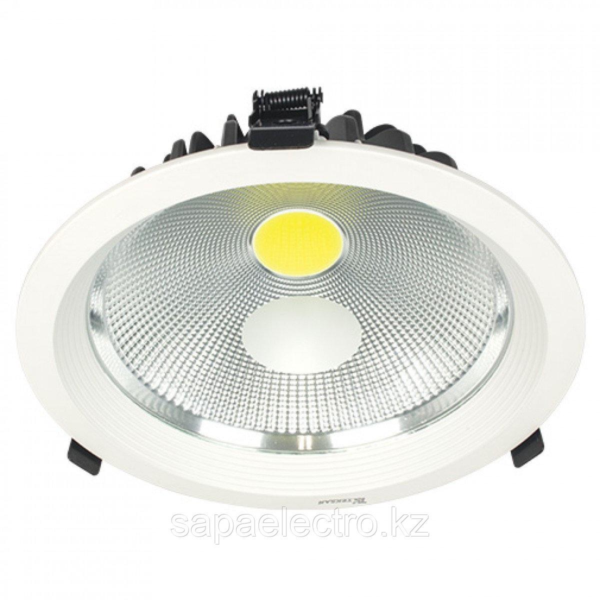 Свет-к DOWNLIGHT LED TD8101 30W 5000K (TEKSAN)24шт