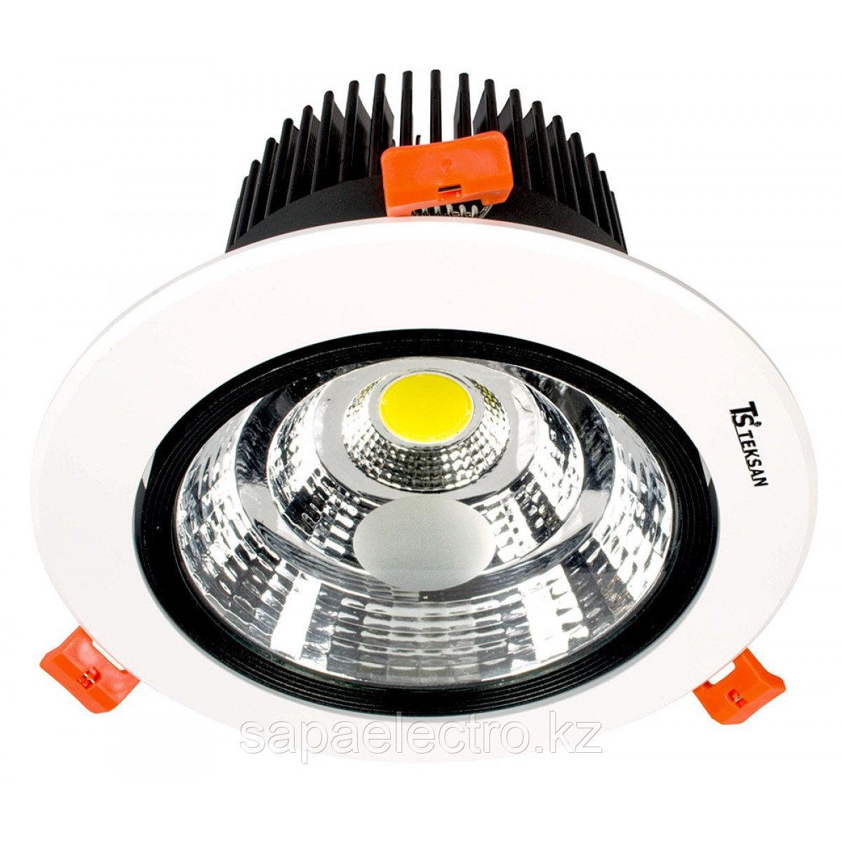 Свет-к DOWNLIGHT LED 627B 30W WHITE 5000K (TS)20шт