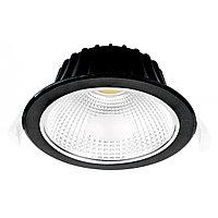 Свет-к DOWNLIGHT LED VESTACOB 30W BLACK5000K(TS)16