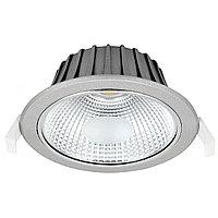 Свет-к DOWNLIGHT LED VESTACOB20W SILVER5000K(TS)28