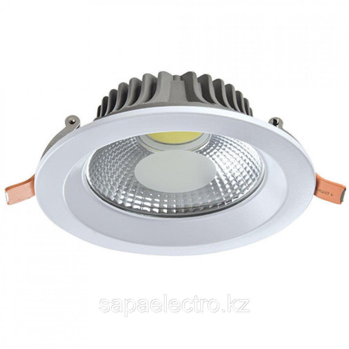 Свет-к DOWNLIGHT LED AVENA COB 12W 5000K (TS) 50шт