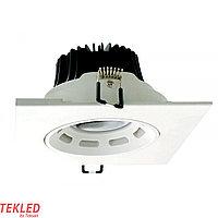 Свет-к DOWNLIGHT LED CL1012 8W WHITE 5000K (TS)12