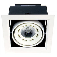 Свет-к DOWNLIGHT LED DD119 8W WHITE 5000K (TS)27