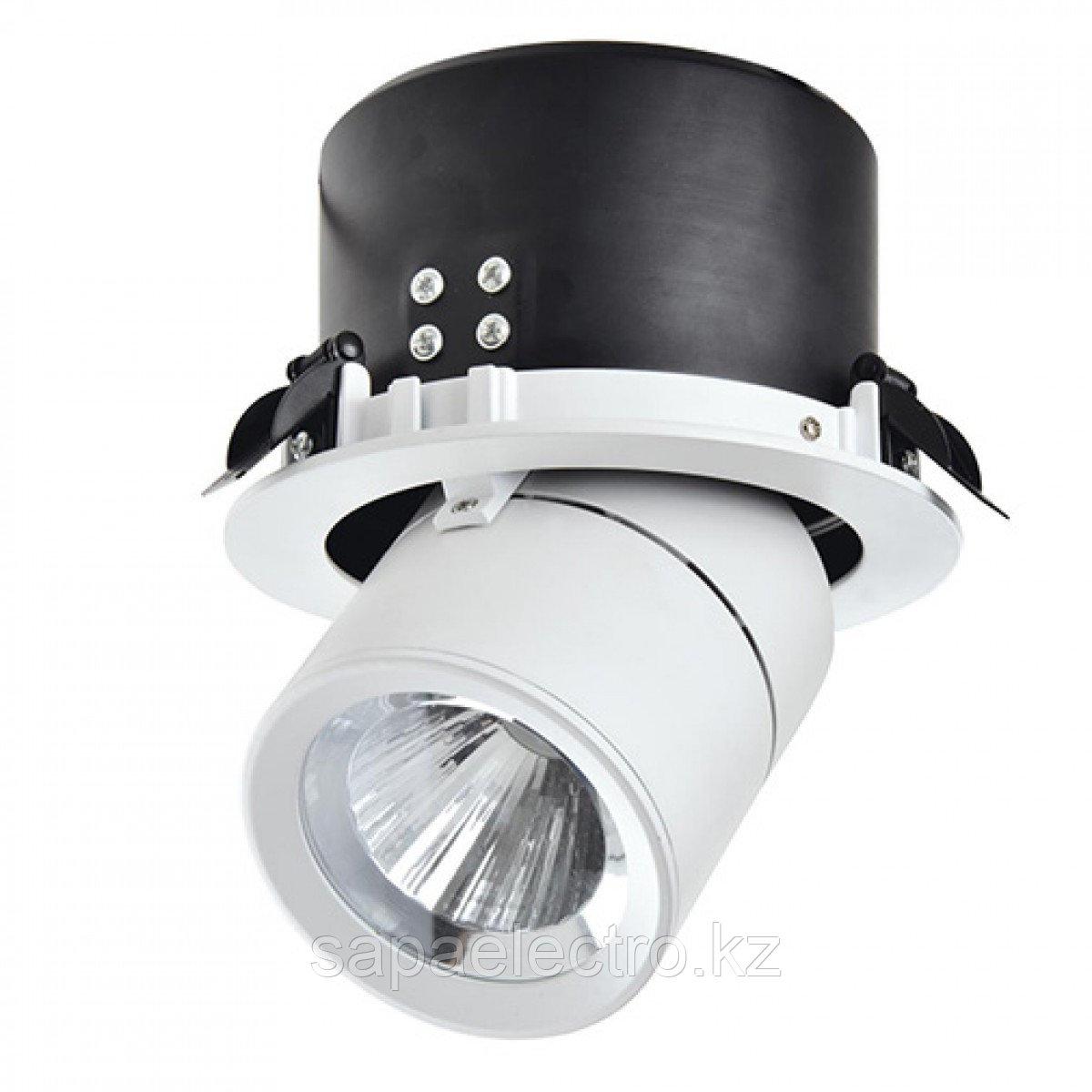 Свет-к DOWNLIGHT LED DK881 30W WHITE 5700K(TS)20шт