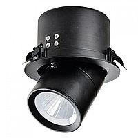 Свет-к DOWNLIGHT LED DK881 30W BLACK 5700K(TS)20шт