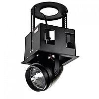 Свет-к DOWNLIGHT LED DK884-1 30W BLACK 5700K(TS)12