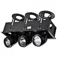 Свет-к DOWNLIGHT LED DK884-3 3х30W BLACK5700K(TS)4